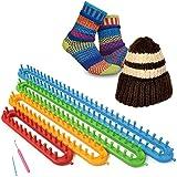 Frola - Long Plastic Loom Set-set of 4 Size