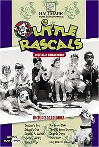 Little Rascals Vols. 3-4