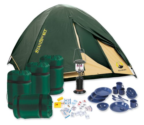 Save On Stansport Family Camping Box Set Store