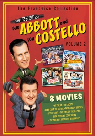 Best of Abbott & Costello 2 [DVD] [Region 1] [US Import] [NTSC]