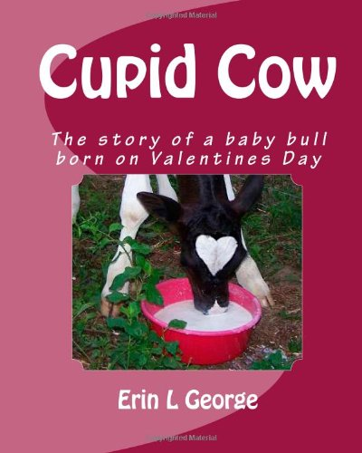 Cupid Cow: The story of a baby bull born on Valentines Day