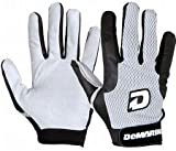 DeMarini CF3 Batting Gloves - White/Black