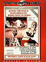 Two Thousand Maniacs [Import USA Zone 1]