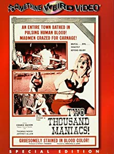 Two Thousand Maniacs! (Special Edition)