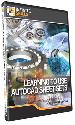 AutoCAD Sheet Sets Training DVD (PC/Mac)