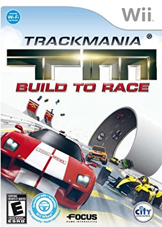Trackmania Turbo: Build to Race - French only
