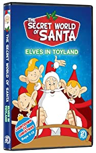 Secret World of Santa Claus: Elves in Toyland