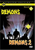 Gift Set 2: Demons & Demons 2 [DVD] [1987] [Region 1] [US Import] [NTSC]