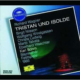 """Wagner: Tristan und Isolde / Act 2 - """"Doch unsre Liebe, hei�t sie nicht Tristan und - Isolde?"""""""