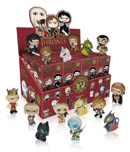 Funko Game of Thrones Mystery Mini Blind Box Figure - 1