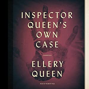 Inspector Queen's Own Case Audiobook