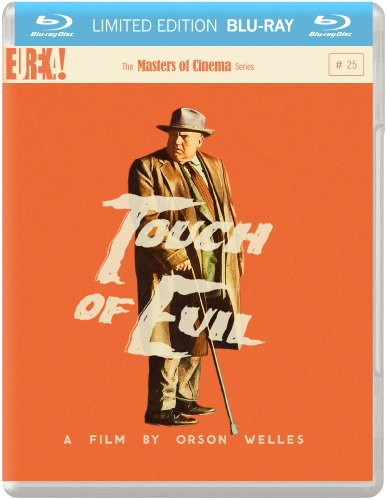 Touch of Evil (1958) (Masters of Cinema) [Blu-ray] [Reino Unido]