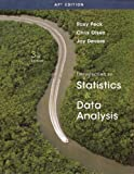 Intro to Statistics & Data Analysis AP Edition (1439047499) by Peck, Roxy