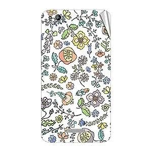 Garmor Designer Mobile Skin Sticker For Gionee GN9000 Elife S5 - Mobile Sticker