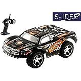 s-idee® 01184 mini Buggy L939 mit 2,4 GHz proportionaler Steuerung & 5 Geschwindigkeitsstufen WL Toys 30 km/h