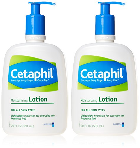 Cetaphil Moisturizing Lotion - 2/20oz Pumps
