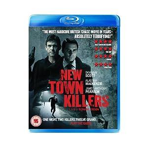 New Town Killers [Blu-ray]