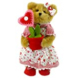 Boyds Valerie Bloominlove Feb. Bear of the Month 2010