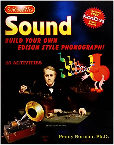Science Wiz Sound Build Your Own Edison Style Phonograph
