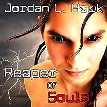 Reaper of Souls: SPECTR, Book 3 (       UNABRIDGED) by Jordan L. Hawk Narrated by Brad Langer