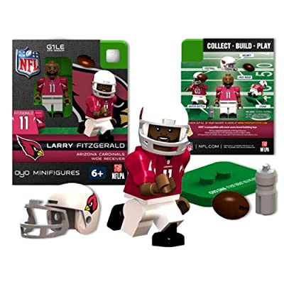 NFL Arizona Cardinals Larry Fitzgerald Figurine