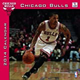 Turner - Perfect Timing 2014 Chicago Bulls Team Wall Calendar, 12 x 12 Inches (8011440)