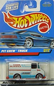Hot Wheels #874 Pit Crew Truck