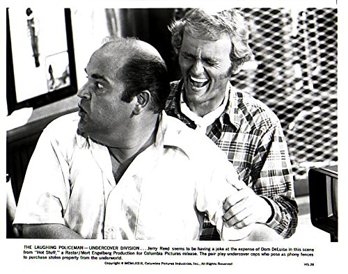 HOT STUFF DOM DELUISE JERRY REED #28 1979 8x10 STILL FN (Dom Deluise Hot Stuff compare prices)