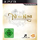 "Ni no Kuni: Der Fluch der wei�en K�nigin - [PlayStation 3]von ""NAMCO BANDAI Games..."""