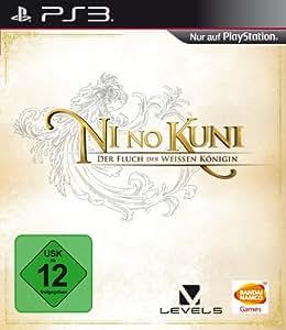 Ni no Kuni: Der Fluch der weißen Königin - [PlayStation 3]