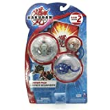 "Bakugan Battle Brawlers Season 2 Bakuneon Series, New Vestroia Starter Pack - "" NOT Randomly Picked"", Shown As In The Picture!(p) ~ Spin Master"