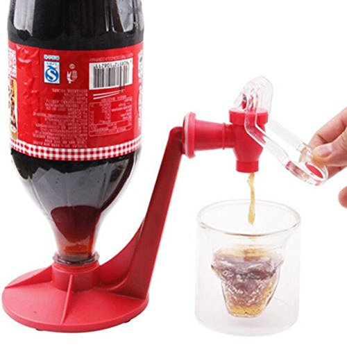 Yooyoo Soda Dispenser Bottle Coke Upside Down Drinking Water Dispense Machine Home Bar Party Gadget (Pump For Drinking Fountain compare prices)