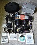 Panasonic Lumix DMC-GF1 12.1MP Micro Four-Thirds Interchangeable Lens Digital Camera Body (Black)
