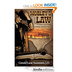 Mobley's Law, A Mobley Meadows Novel