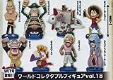ワンピース ワールドコレクタブルフィギュア vol.18 全8種セット