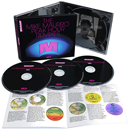 VA-The Mike Maurro Peak Hour Remixes-(HURTXCD127)-3CD-FLAC-2015-WREMiX Download