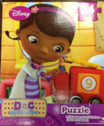 Disney Jr Doc Mcstuffins 24 Piece Jigsaw Puzzle