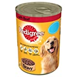PEDIGREE® Can Gravy with Beef 400g (Pack of 12)