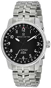Revue Thommen Herren 16050.2137 Airspeed XLarge Automatic Black Dial Uhr