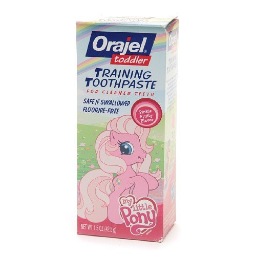 Orajel Toddler My Little Pony Training Toothpaste 1 5 Oz