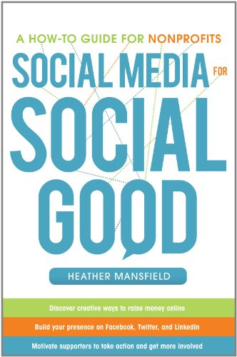 Social Media for Social Good: A How-to Guide