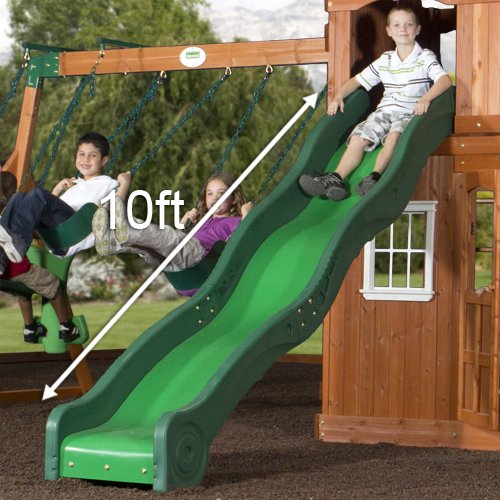 backyard discovery shenandoah playset toys games outdoor equipment
