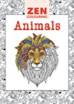 Zen Colouring: Animals