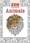 Zen Colouring - Animals