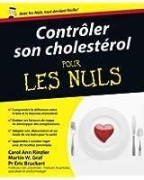 Contrôler son cholestérol pour les Nuls