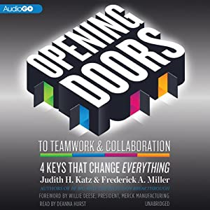 Opening Doors to Teamwork and Collaboration Audiobook