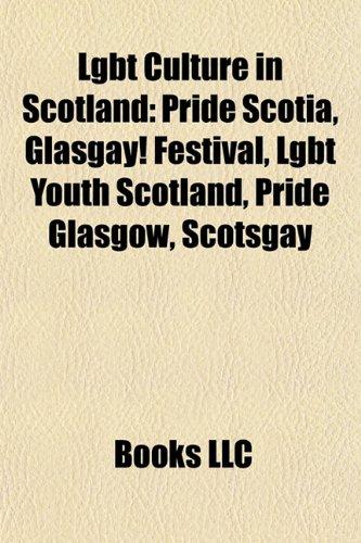 Lgbt Culture in Scotland