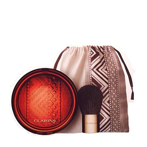 Colours Of Brazil Poudre Soleil Visage Maxi Terra Abbronzante + Pennello + Pochette