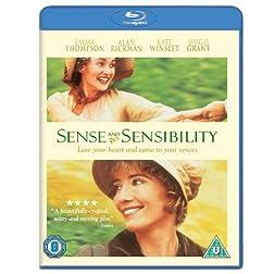 Sense & Sensibility [Blu-ray]