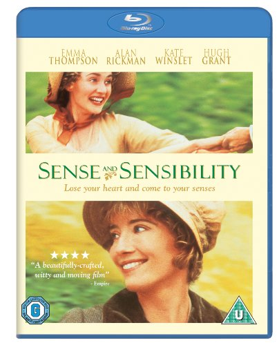 Sense and Sensibility [Blu-ray] [UK Import]